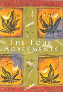The Four Agreements - life changing Books