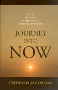 Journey Into Now - life changing Books