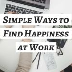 Find Happiness at Work