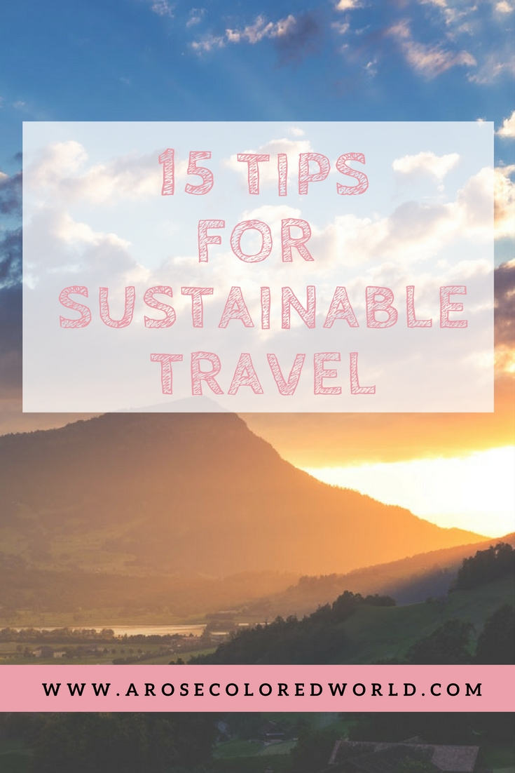 Sustainable Travel Tips from the Opposite Travellers