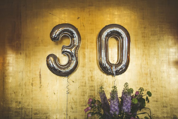 30 Lessons Learned from 30 Years